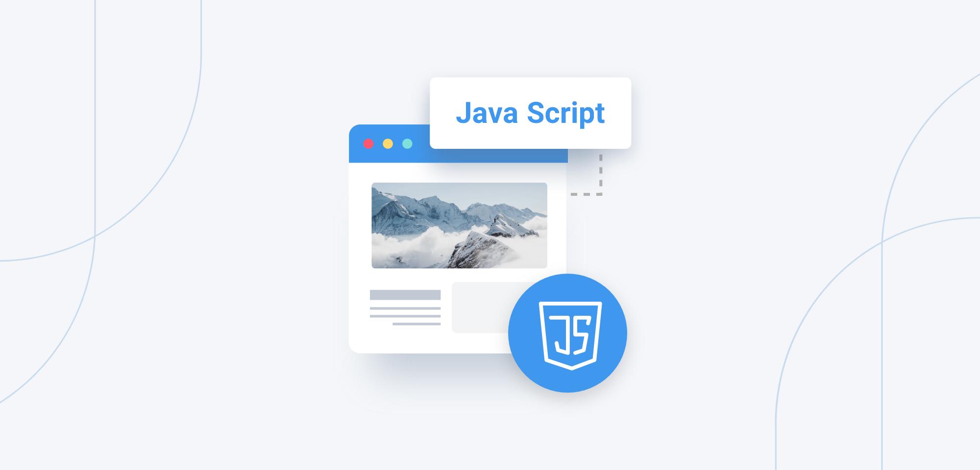 امکان افزودن کد JS به ادیتور لندیک اضافه شد