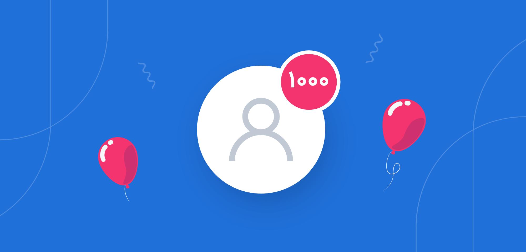 تعداد کاربران لندیک از ۱۰۰۰ گذشت