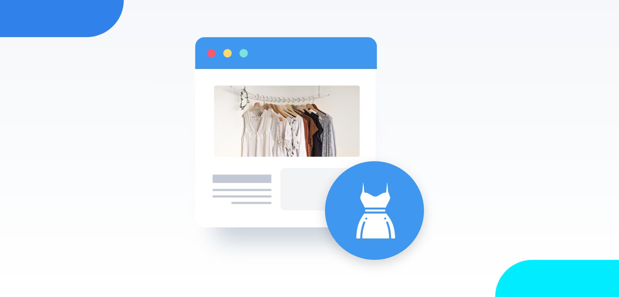 لندینگ پیج چه کمکی به فروشندههای پوشاک میکند؟